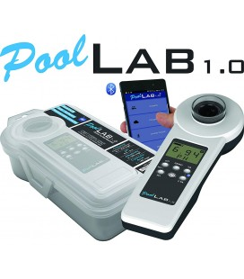 Fotómetro Pool-Lab 1.0 Bluetooth Water-I.D