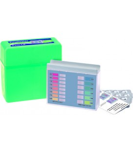 Estuche Analizador Pooltester QAC y pH