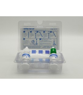 Test kit Cu Estuche analizador Cobre en Aguas. EC-70 LaMotte