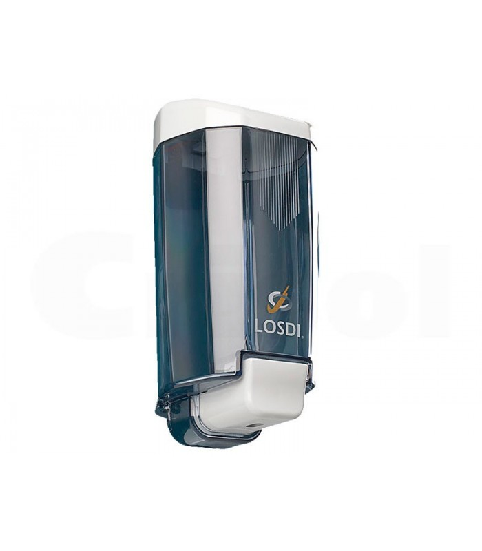 Jabonera con pulsador pared dispensador de jab n en gel for Dispensador de jabon de pared